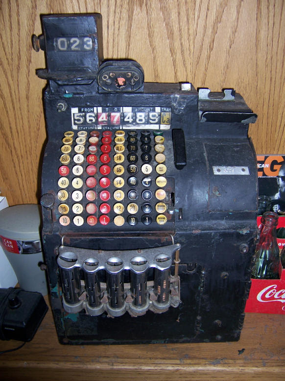 Looking for Info About Old Style Farebox/Registers Used On